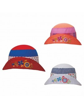 SUMMER EMBROIDERED HAT