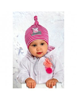 SWEET CANDY BABY HAT