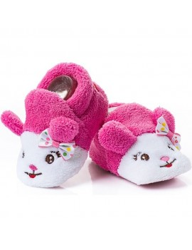 BOW BABY BOOTIES