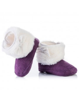 FUR SOFT GIRL BOOTIES