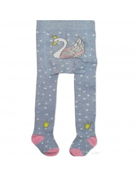 COTTON TIGHTS SWAN