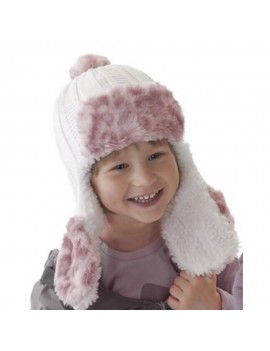 KATIE WINTER HAT WITH VELCRO