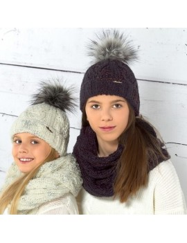 HAT AND SNOOD FOR...