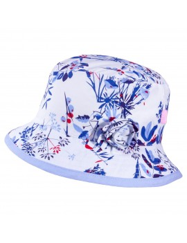 UV +30 SUMMER HAT ANN BLUE