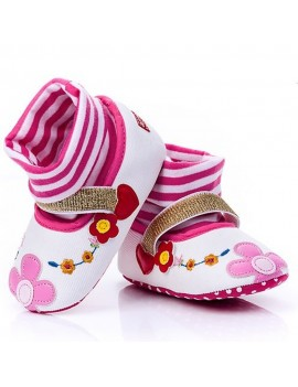 FLOWER SOFT SHOES ANTI SLIP