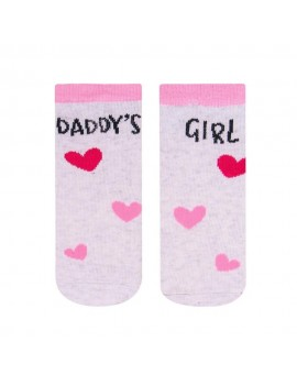 BABY SOCKS DADDYS GIRL