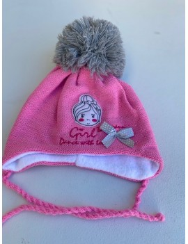 BABY GIRL HAT PINK