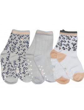 ANTI SLIP SOCKS 3 PACK NEW
