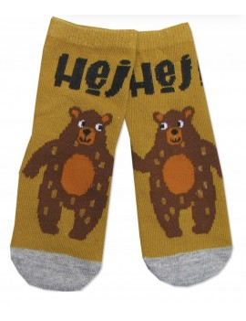 ANTI SLIP SOCKS BEAR