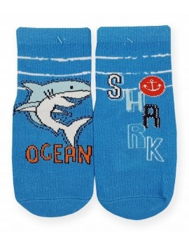 ANTI SLIP SOCKS  SHARK