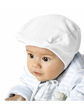 BOY CAP WHITE