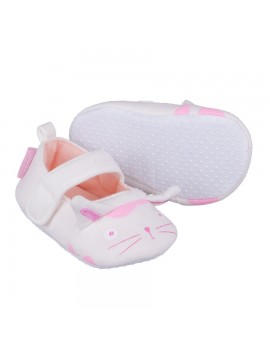 KITTY SOFT BABY SHOES CREAM
