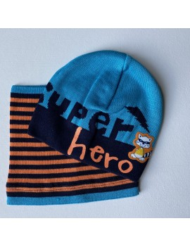 SUPER HERO HAT AND...