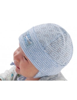 BLUE HAT NEW BABY